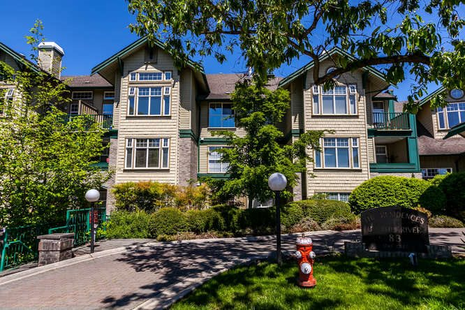 "Main Photo: 303 83 STAR Crescent in New Westminster: Queensborough Condo for sale in ""Residences by the River"" : MLS(r) # R2165746"