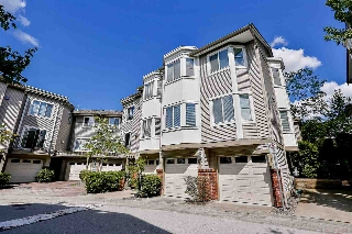 "Main Photo: 49 15450 101A Avenue in Surrey: Guildford Townhouse for sale in ""Canturbury"" (North Surrey)  : MLS(r) # R2172917"