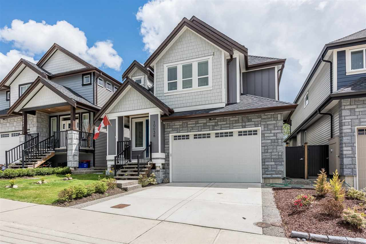 "Main Photo: 10038 247B Street in Maple Ridge: Albion House for sale in ""JACKSON RIDGE"" : MLS®# R2180172"