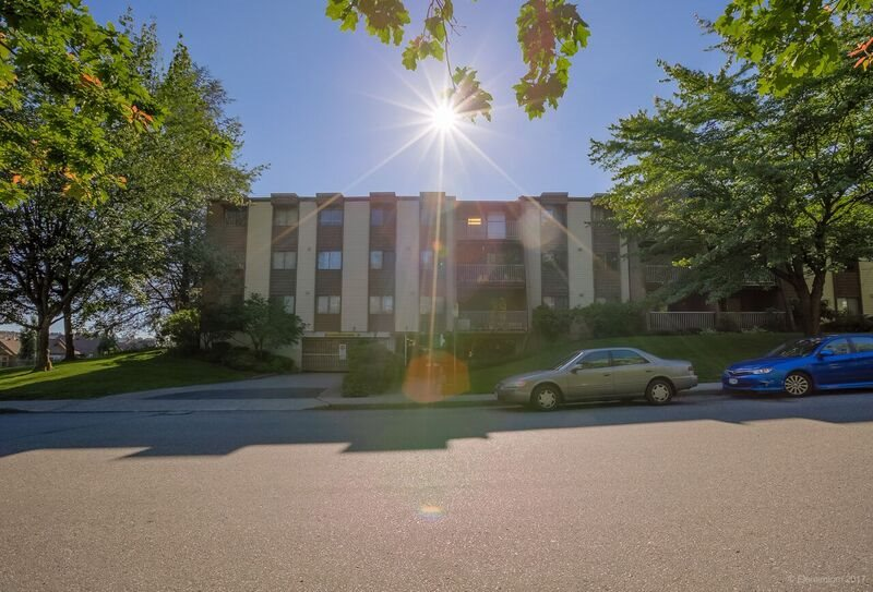 "Main Photo: 203 3921 CARRIGAN Court in Burnaby: Government Road Condo for sale in ""LOUGHEED ESTATES"" (Burnaby North)  : MLS(r) # R2180839"