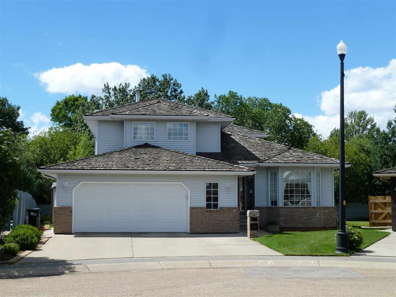 Main Photo: 16 CRAIGAVON Estates: Sherwood Park House for sale : MLS(r) # E4070507