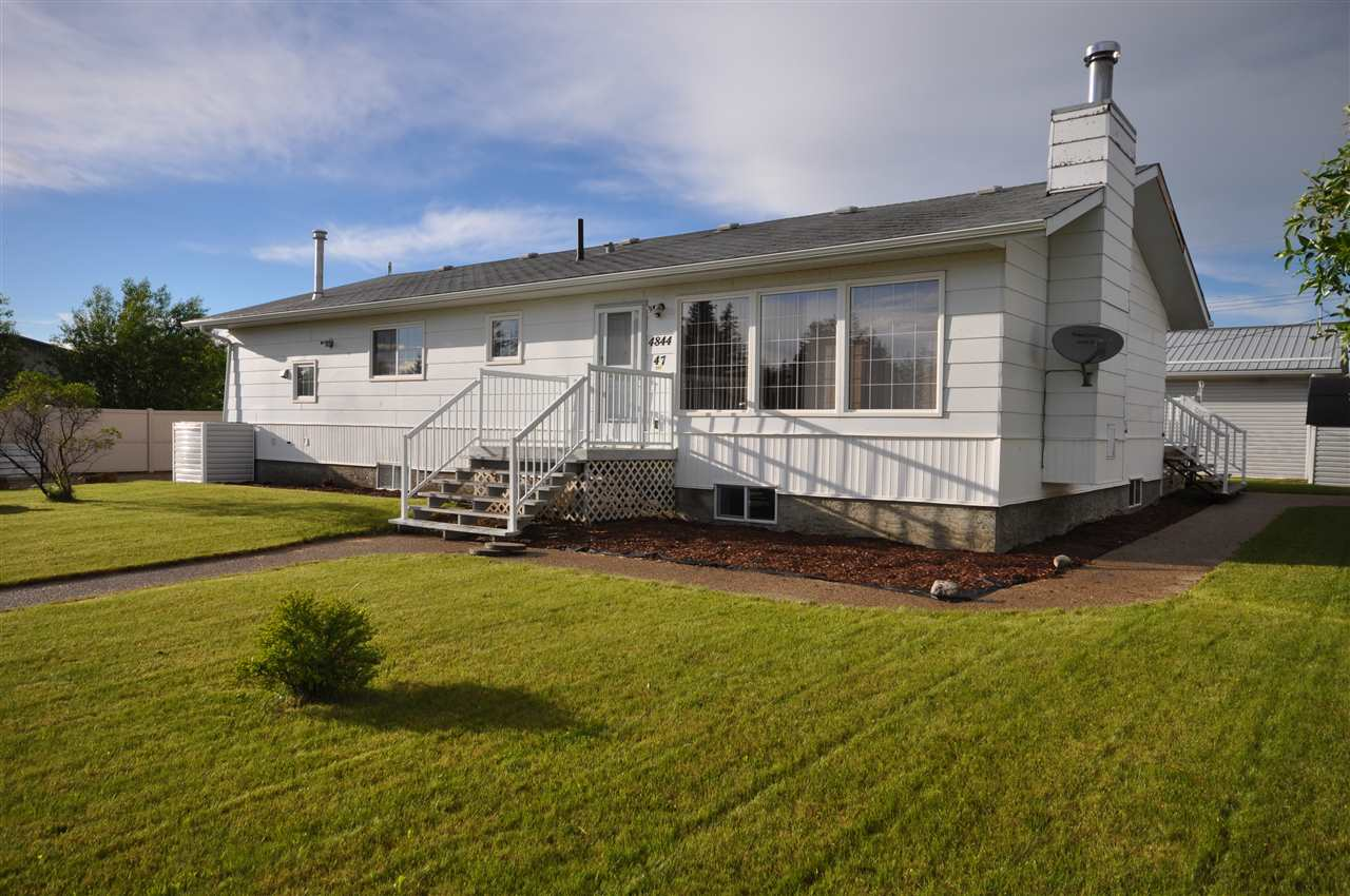 Main Photo: 4844 47 Avenue: Chipman House for sale : MLS(r) # E4071655
