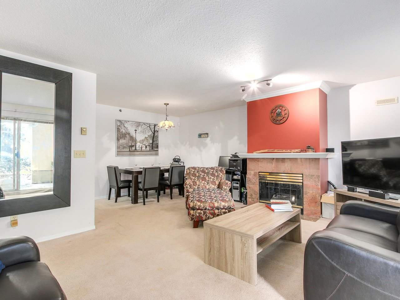 Photo 4: 105 1175 HEFFLEY Crescent in Coquitlam: North Coquitlam Condo for sale : MLS(r) # R2185533