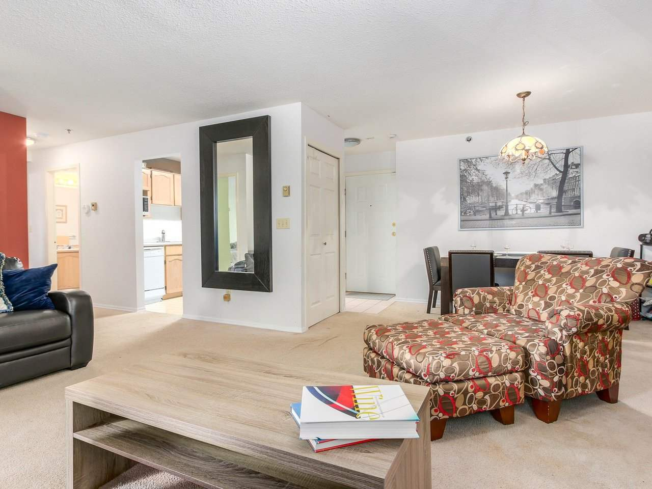 Photo 6: 105 1175 HEFFLEY Crescent in Coquitlam: North Coquitlam Condo for sale : MLS(r) # R2185533