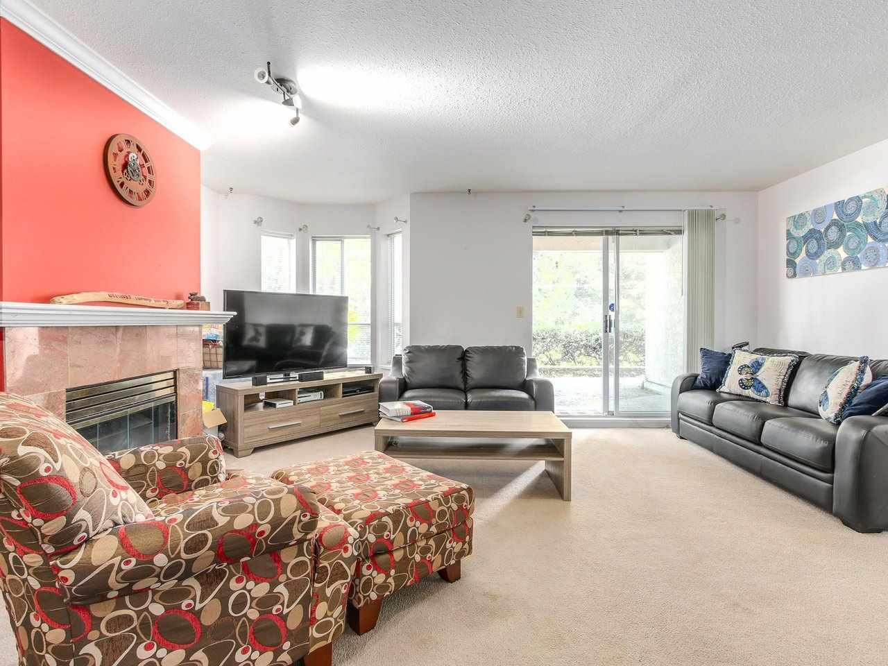 Photo 2: 105 1175 HEFFLEY Crescent in Coquitlam: North Coquitlam Condo for sale : MLS(r) # R2185533