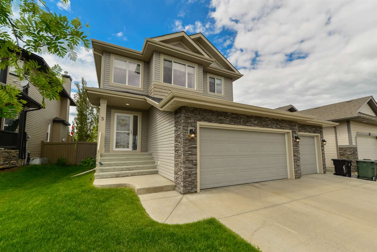 Main Photo: 5 Heron Link: Spruce Grove House for sale : MLS® # E4073119