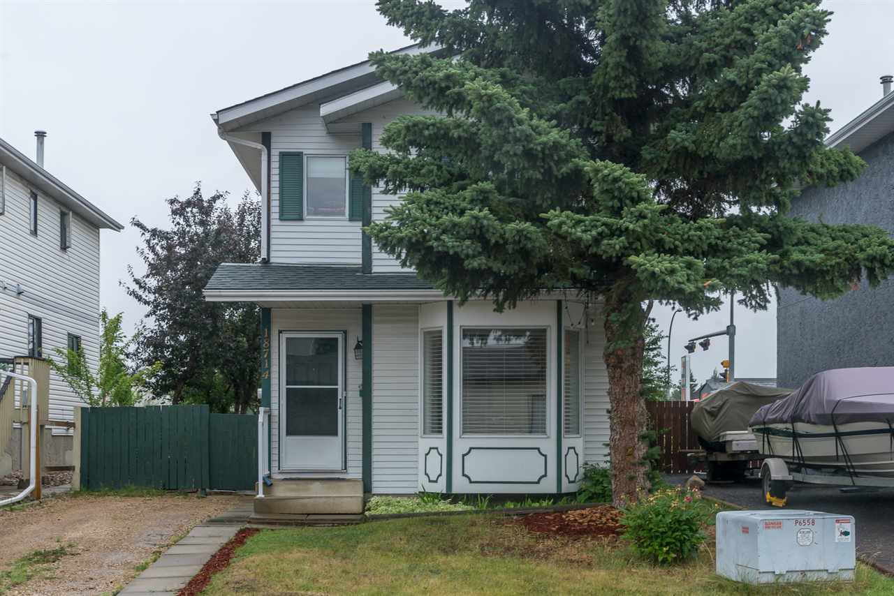 Main Photo: 18714 61 Avenue in Edmonton: Zone 20 House for sale : MLS® # E4074831