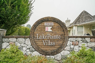 "Main Photo: 20 31450 SPUR Avenue in Abbotsford: Abbotsford West Townhouse for sale in ""Lake Point Villas"" : MLS® # R2203347"