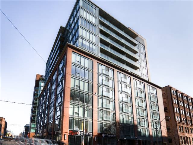 Main Photo: 802 205 Frederick Street in Toronto: Waterfront Communities C8 Condo for lease (Toronto C08)  : MLS® # C3926244