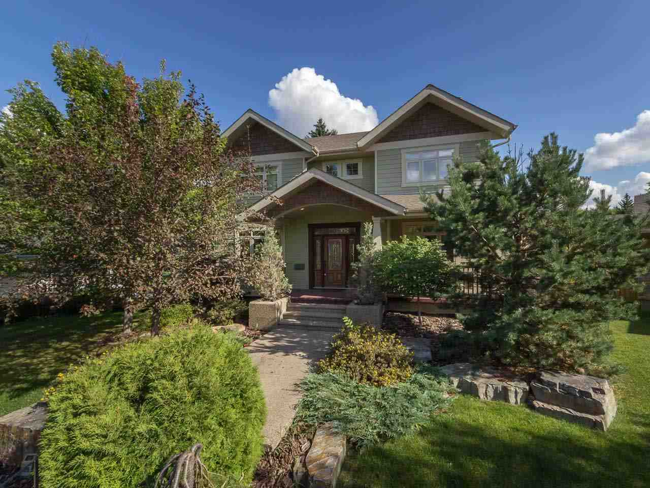 Main Photo: 9315 147 Street in Edmonton: Zone 10 House for sale : MLS® # E4082322
