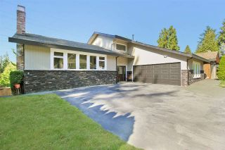 "Main Photo: 11219 LYON Road in Delta: Sunshine Hills Woods House for sale in ""SUNSHINE HILLS"" (N. Delta)  : MLS® # R2209976"