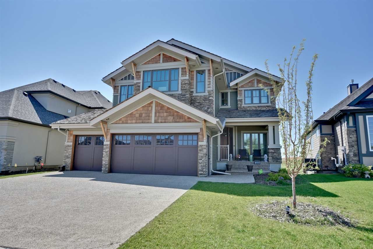 Main Photo: 636 HOWATT Drive in Edmonton: Zone 55 House for sale : MLS® # E4084148