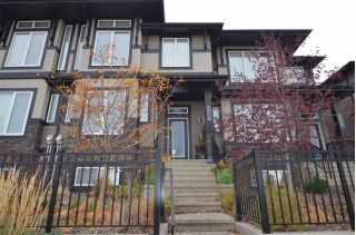 Main Photo: 7442 MAY Common in Edmonton: Zone 14 Attached Home for sale : MLS® # E4086271