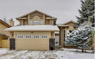 Main Photo: 276 SUN VALLEY Drive SE in Calgary: Sundance House for sale : MLS® # C4144870