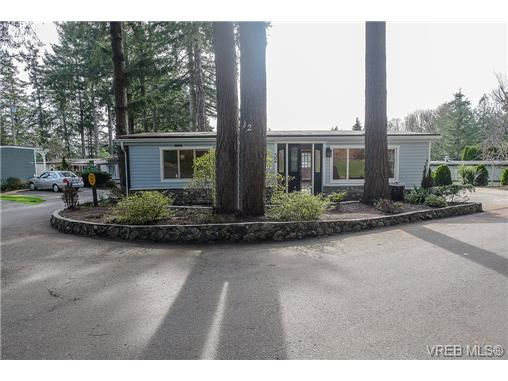 Main Photo: 32 5838 Blythwood Road in : Sk Saseenos Manu Double-Wide for sale (Sooke)  : MLS® # 360125