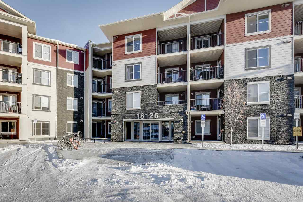 Main Photo: 421 18126 77 Street in Edmonton: Zone 28 Condo for sale : MLS® # E4092656