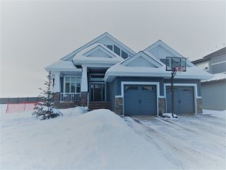 Main Photo: 3908 GINSBURG Crescent in Edmonton: Zone 58 House for sale : MLS® # E4096218
