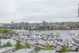 "Main Photo: 803 1199 MARINASIDE Crescent in Vancouver: Yaletown Condo for sale in ""Aquarius I"" (Vancouver West)  : MLS® # R2240008"