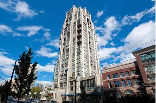 "Main Photo: 608 1238 RICHARDS Street in Vancouver: Yaletown Condo for sale in ""METROPOLIS"" (Vancouver West)  : MLS®# R2256418"