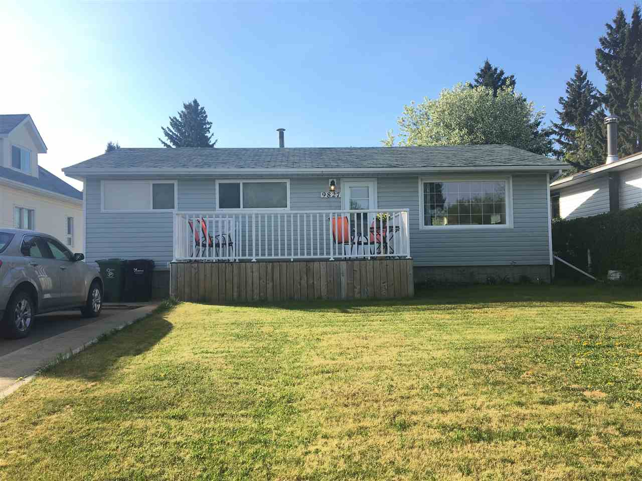 Main Photo: 9827 110 Street: Westlock House for sale : MLS®# E4105114