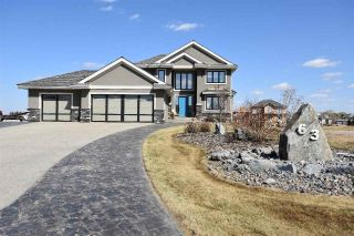 Main Photo: 63 Gladstone Court: Rural Sturgeon County House for sale : MLS®# E4108845