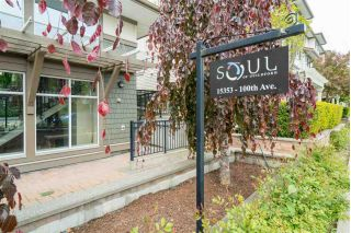 "Main Photo: 4 15353 100 Avenue in Surrey: Guildford Townhouse for sale in ""Soul of Guildford"" (North Surrey)  : MLS®# R2266582"