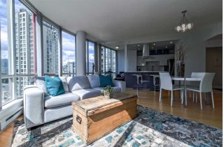Main Photo: 2703 1166 MELVILLE Street in Vancouver: Coal Harbour Condo for sale (Vancouver West)  : MLS®# R2272767