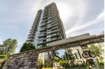 "Main Photo: 1007 651 NOOTKA Way in Port Moody: Port Moody Centre Condo for sale in ""SAHALEE"" : MLS®# R2281057"