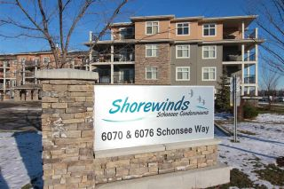 Main Photo: 109 6070 Schonsee Way in Edmonton: Zone 28 Condo for sale : MLS®# E4135757