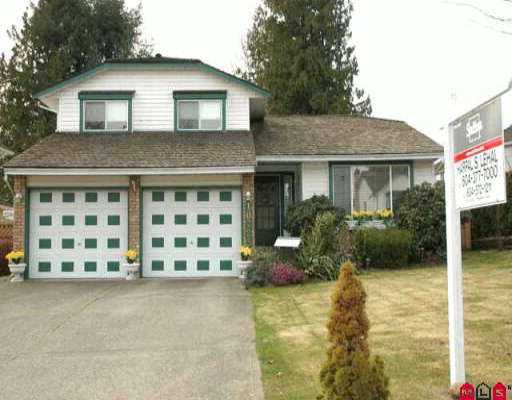 "Main Photo: 10723 155A ST in Surrey: Fraser Heights House for sale in ""Fraser Heights"" (North Surrey)  : MLS® # F2603492"