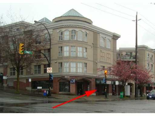 Main Photo: 104 E 3RD Street in NORTH VANCOUVER: Lower Lonsdale Commercial for sale or lease (North Vancouver)  : MLS® # V4026741