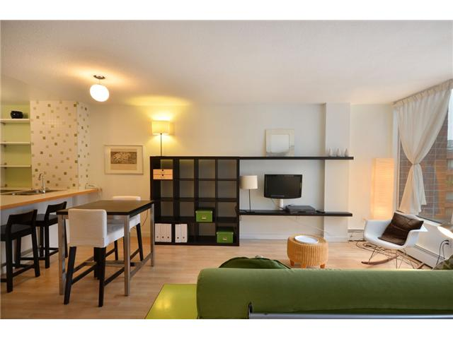 "Photo 5: 710 950 DRAKE Street in Vancouver: Downtown VW Condo for sale in ""ANCHOR POINT II"" (Vancouver West)  : MLS® # V908981"
