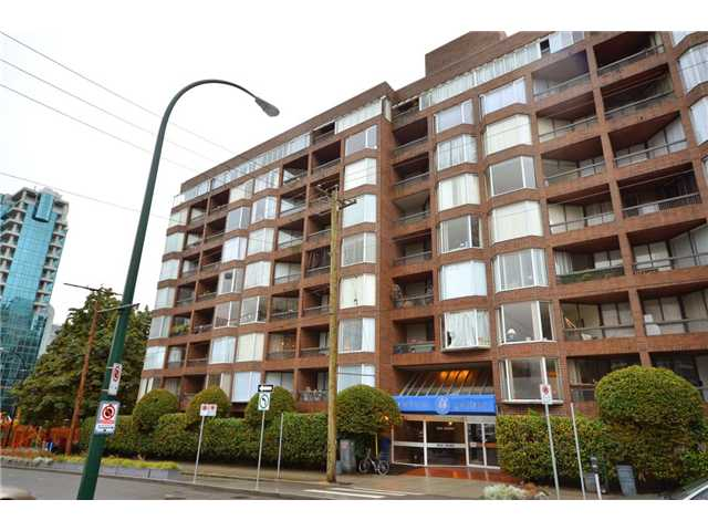 "Photo 9: 710 950 DRAKE Street in Vancouver: Downtown VW Condo for sale in ""ANCHOR POINT II"" (Vancouver West)  : MLS® # V908981"