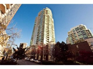 Main Photo: 1210 1500 HORNBY Street in Vancouver: Yaletown Condo for sale (Vancouver West)  : MLS® # V993078