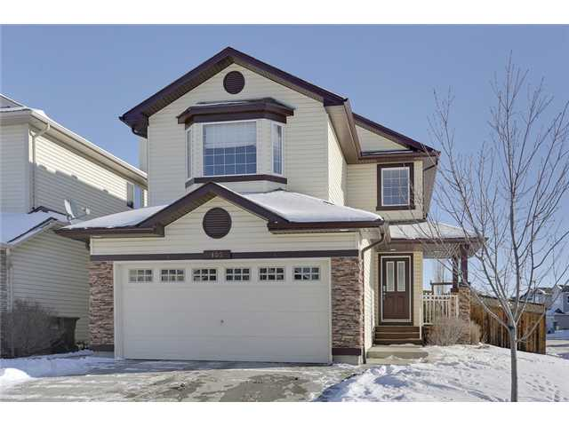 Main Photo: 102 WEST RANCH Place SW in Calgary: West Springs Residential Detached Single Family for sale : MLS® # C3652146