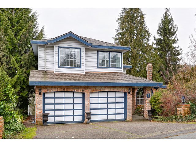 "Main Photo: 1 BUCKHORN Place in Port Moody: Heritage Mountain House for sale in ""HERITAGE MOUNTAIN"" : MLS(r) # R2033350"