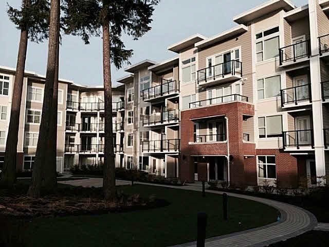 "Main Photo: 316 15956 86A Avenue in Surrey: Fleetwood Tynehead Condo for sale in ""ASCEND"" : MLS®# R2064195"