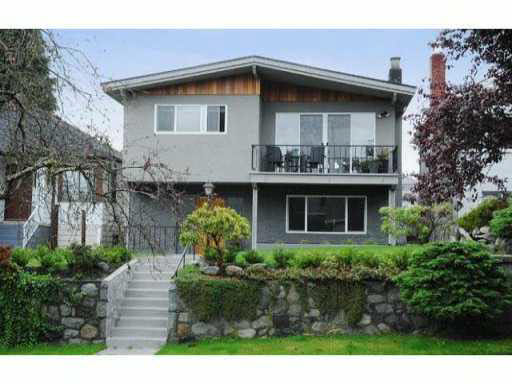 Main Photo: 683 W 26TH AVENUE in : Cambie House for sale : MLS®# V913889