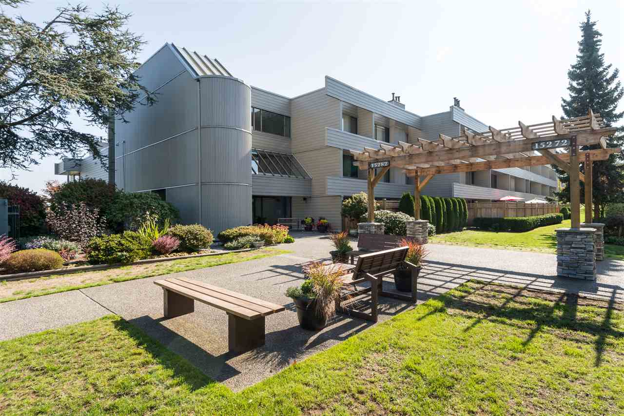 "Main Photo: 211 15282 19TH Avenue in Surrey: King George Corridor Condo for sale in ""Park View Terrace"" (South Surrey White Rock)  : MLS®# R2132477"