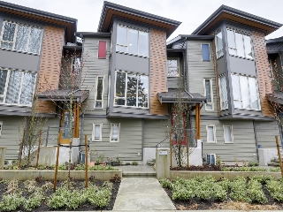 "Main Photo: 10 757 ORWELL Street in North Vancouver: Lynnmour Townhouse for sale in ""LEGACY AT NATURES EDGE"" : MLS®# R2152160"