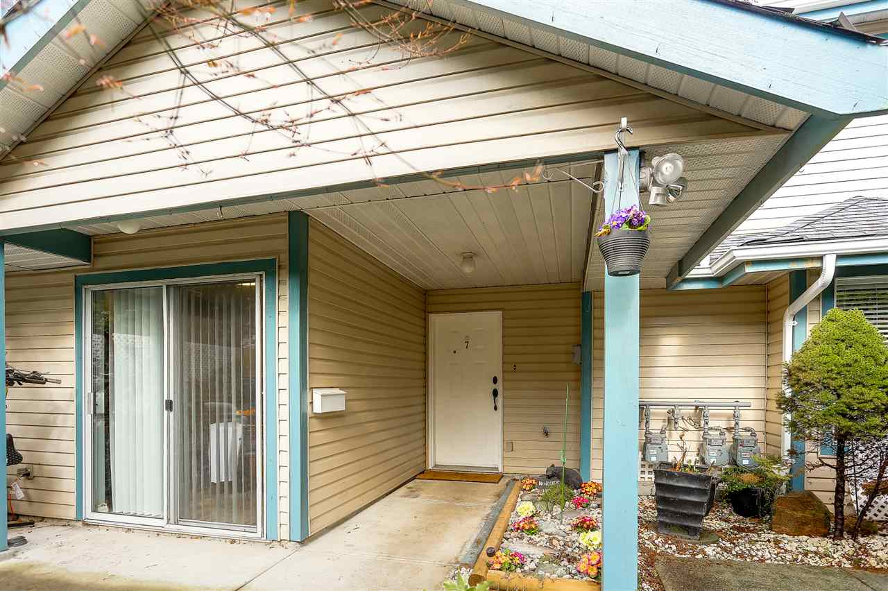 "Photo 20: 7 1838 HARBOUR Street in Port Coquitlam: Citadel PQ Townhouse for sale in ""GRACEDALE"" : MLS(r) # R2152662"