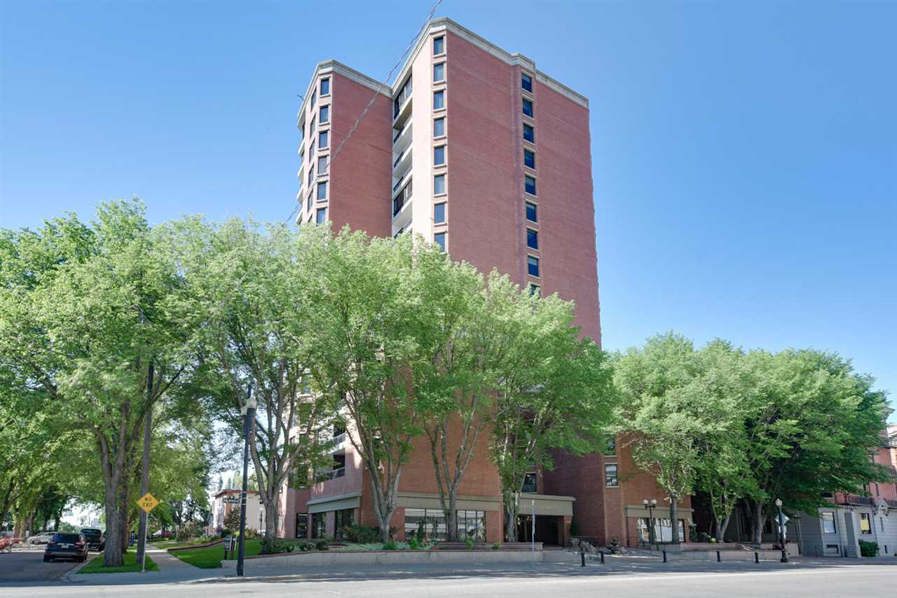 Main Photo: 602 11503 100 Avenue in Edmonton: Zone 12 Condo for sale : MLS® # E4060946