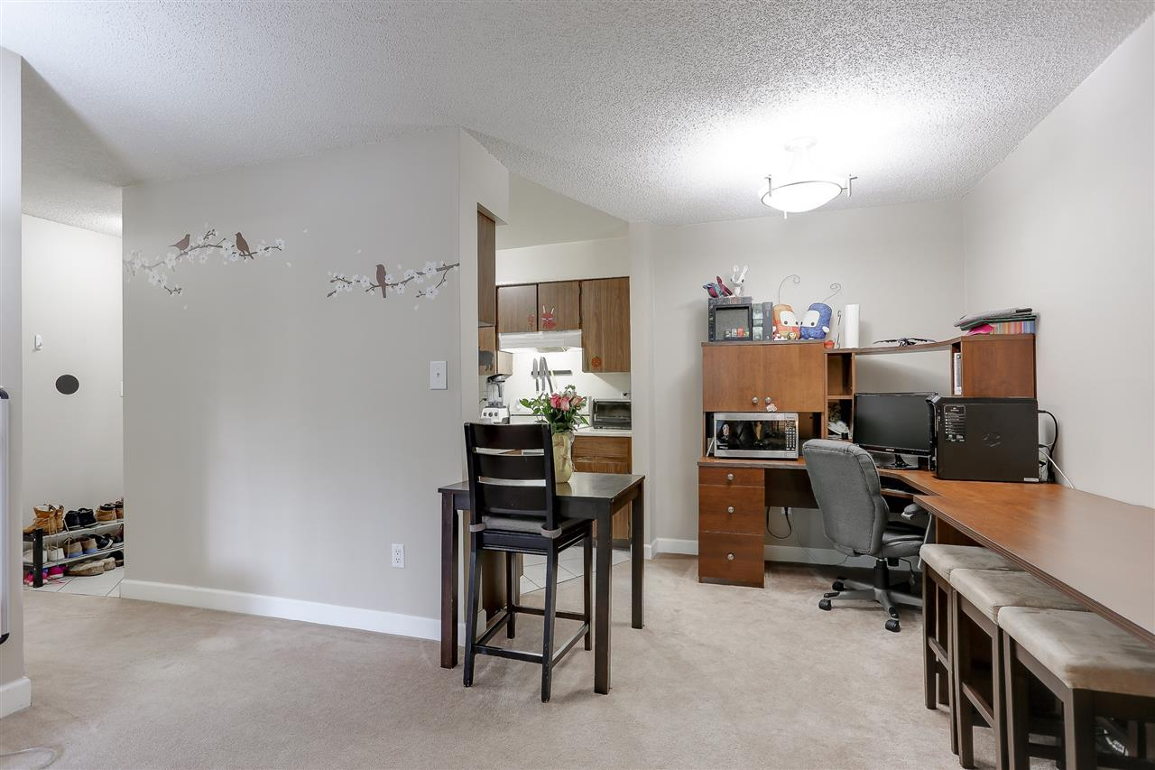 Photo 8: 216 9857 MANCHESTER Drive in Burnaby: Cariboo Condo for sale (Burnaby North)  : MLS® # R2161229