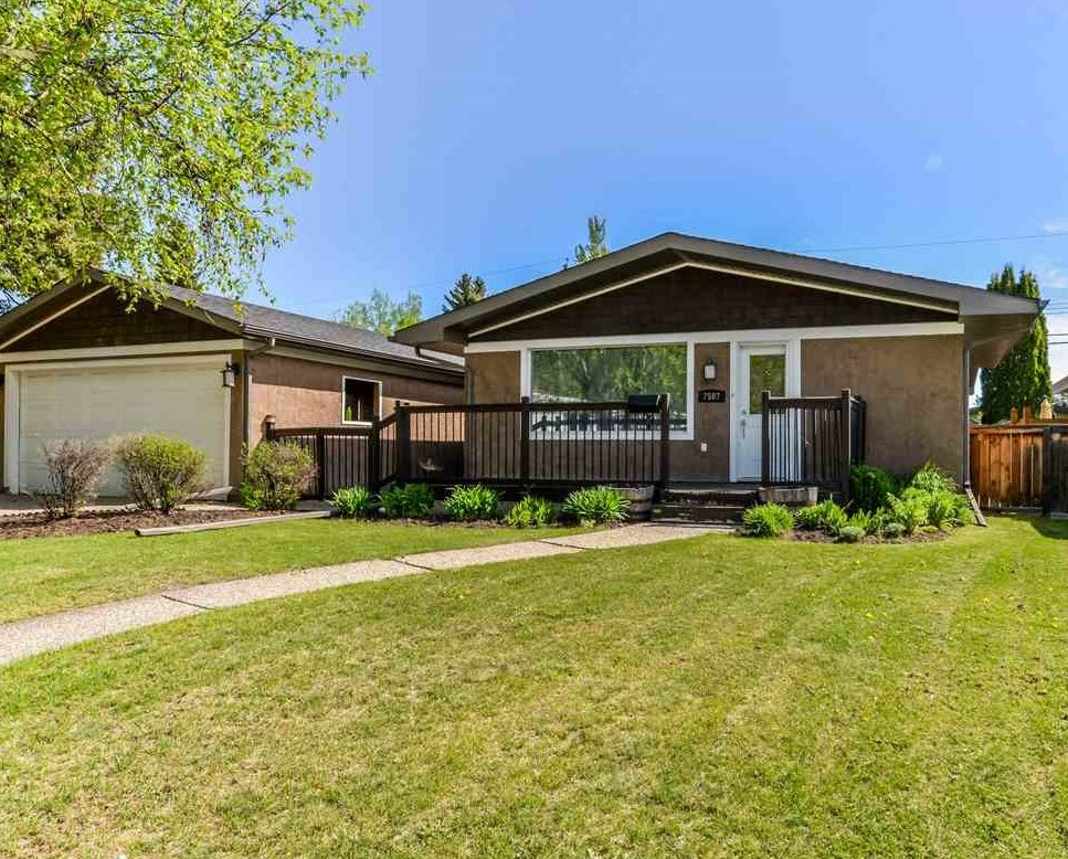 Main Photo: 7507 152 Street in Edmonton: Zone 22 House for sale : MLS(r) # E4065703