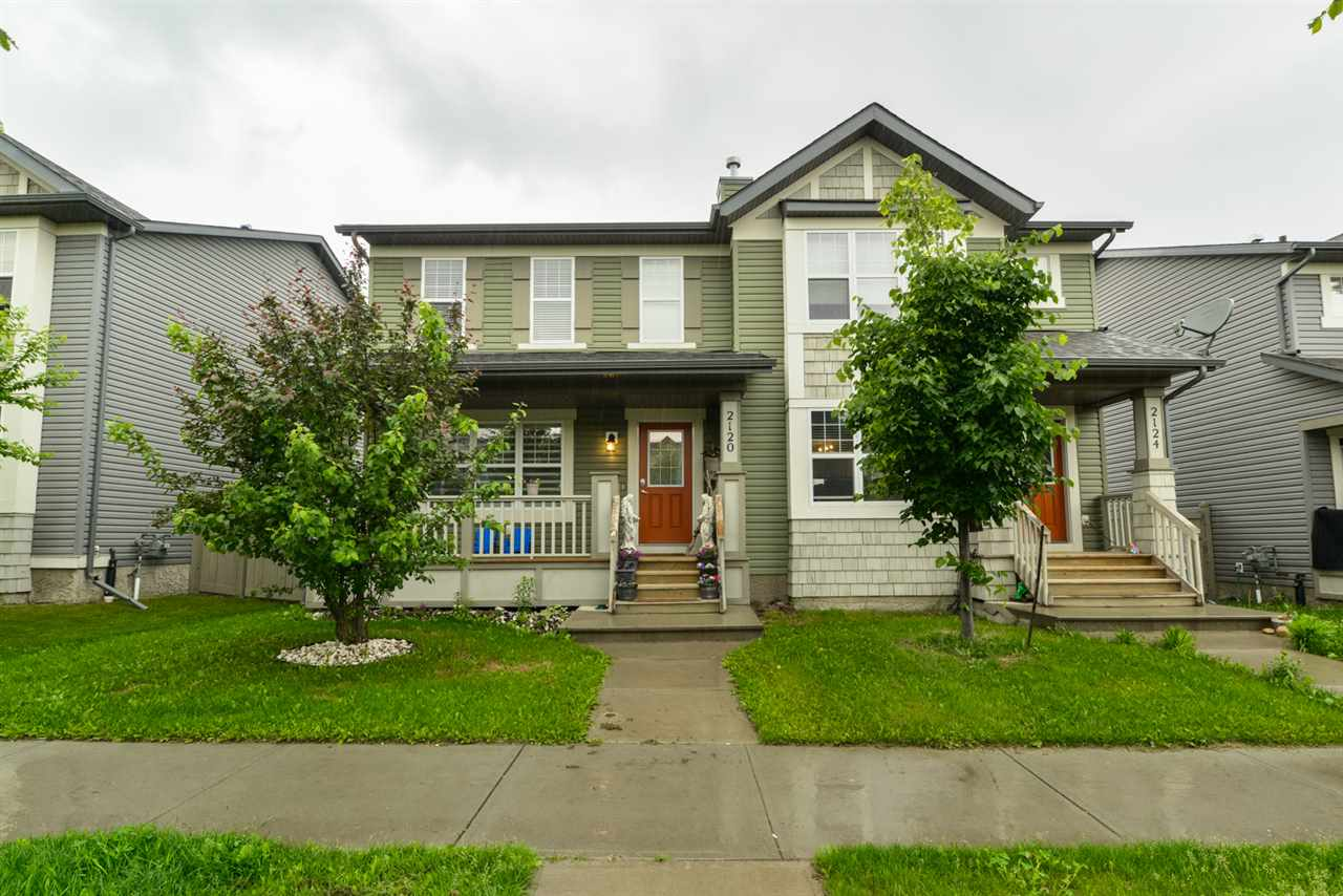 Main Photo: 2120 & 2124 32 Street in Edmonton: Zone 30 House Duplex for sale : MLS® # E4069353