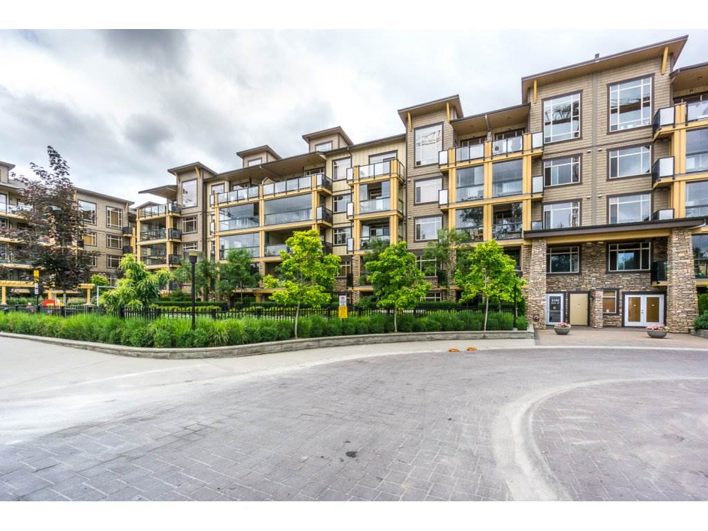 "Main Photo: 165 8258 207A Street in Langley: Willoughby Heights Condo for sale in ""Yorkson Creek"" : MLS®# R2182483"