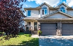 Main Photo: 110 155 CROCUS Crescent: Sherwood Park House Half Duplex for sale : MLS® # E4076401