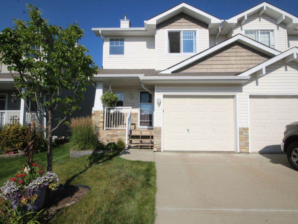Main Photo: 3459 11 Street in Edmonton: Zone 30 House Half Duplex for sale : MLS® # E4077599
