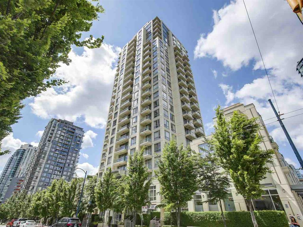 Main Photo: 1701 1225 Richards Street in Vancouver: Downtown VW Condo for sale (Vancouver West)  : MLS®# R2176817