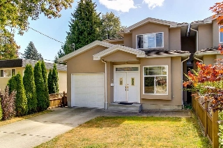 Main Photo: 4058 FOREST Street in Burnaby: Burnaby Hospital House 1/2 Duplex for sale (Burnaby South)  : MLS® # R2207552